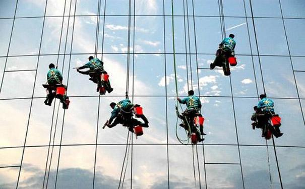 河南玻璃幕墙维修施工常规方法